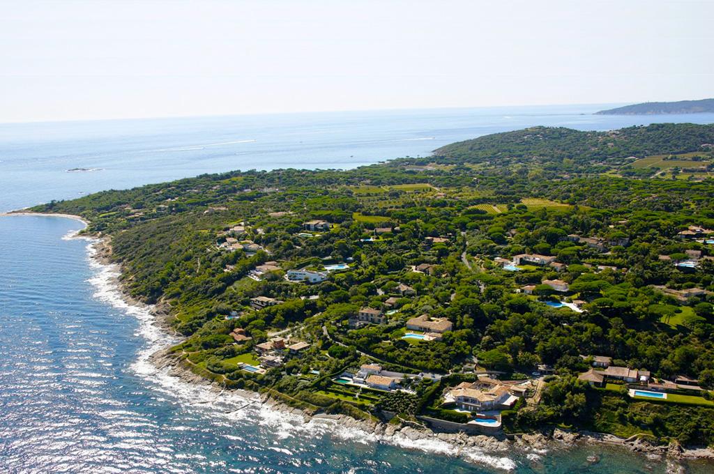 parcs L' Agence immobilier Saint Tropez Grimaud Ramatuelle Gassin