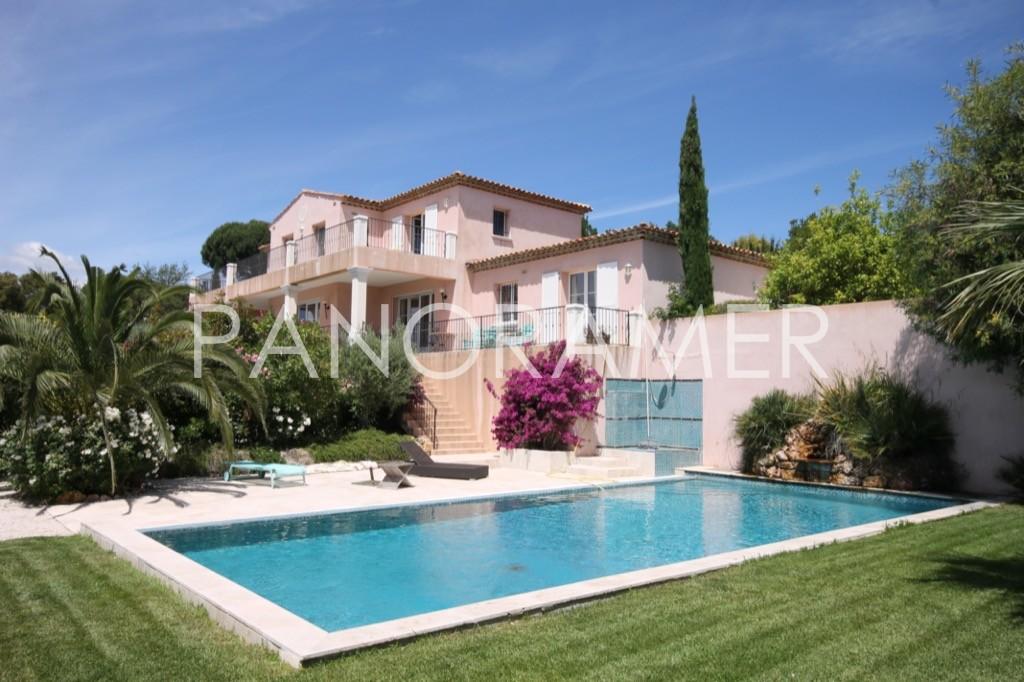 Villa-vue-mer-a-grimaud-immobilier-4 Home immobilier Saint Tropez Grimaud Ramatuelle Gassin